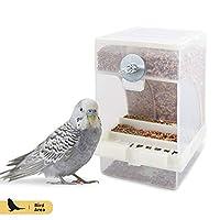 Sefod 鳥 餌入れ バード食器 鳥の餌箱 ケージ内装 餌のボウル 小鳥用食器 鳥用品 ペット用品 ケージアクセサリー