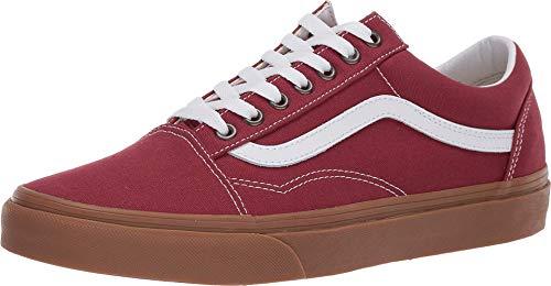 Vans Vn0a4u3bwz0, Zapatos de Tenis Unisex Adulto, Rojo, 42 EU