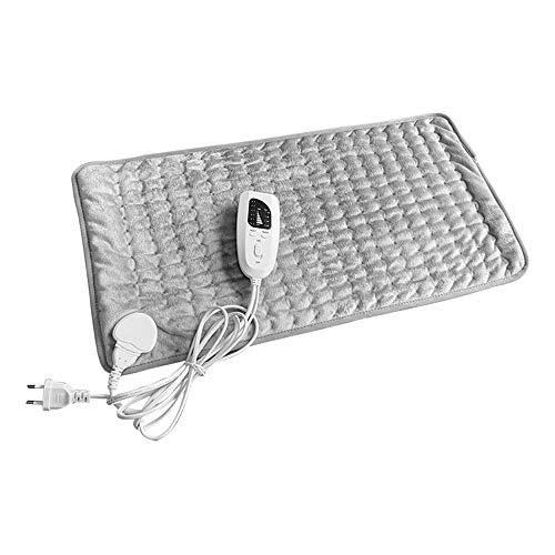 XYBB Electric Blanket Physiotherapy Heating Pad Electric Heating Pad Back Therapy Pad Small Electric Blanket 60x30cm 110/220V EU/US/AU/UK Japan Plug JapanesePlug 01