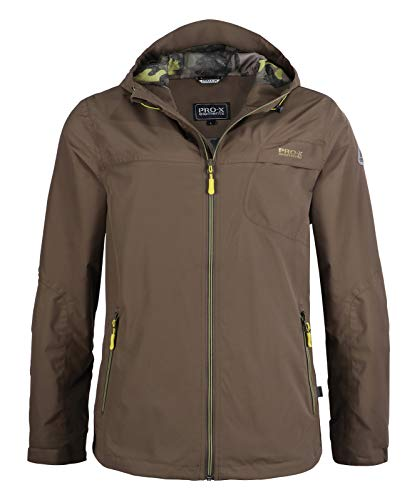 PRO-X elements Herren Jacke Glen, Dusty Leaf, L, 4735