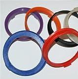 NOT OEM AP72601 1Pz x Anello boccola di centraggio in plastica per cerchi in lega da 72 a 60,1 Ø