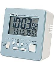 CASIO(カシオ) 目覚まし時計 電波 デジタル ウェーブセプター 温度 湿度 カレンダー 表示 DQD-805J