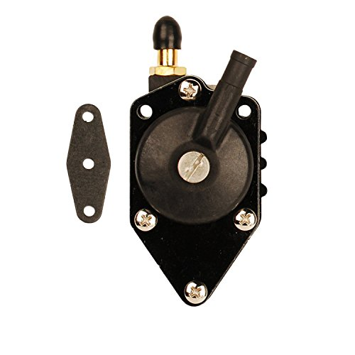 OxoxO Fuel Pump with Gasket for Johnson Evinrude 388268 385781 394543 382354 395713 398338 438556 20hp 25hp 28hp 30hp 33hp 35hp 40hp 45hp