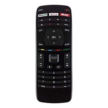 Vizio XRT112 Factory Original Replacement Smart TV Remote Control  Amazon/Netflix/iHeartRadio  - New 2018 Model