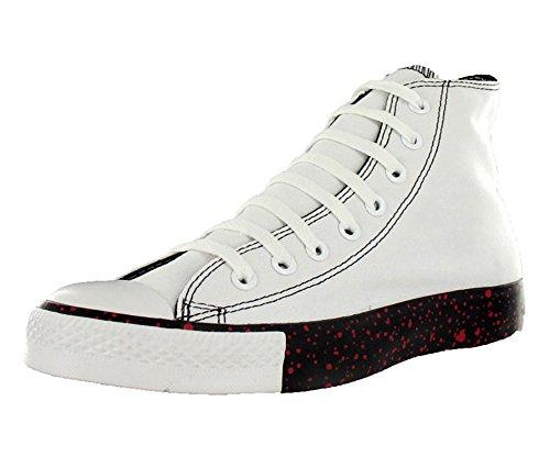 Converse Herren Chuck Taylor Midsoles High Top Sneakers Schuhe-7