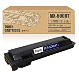 1 Pack,Black MX-500NT Compatible Toner Cartridge Replacement for Sharp...