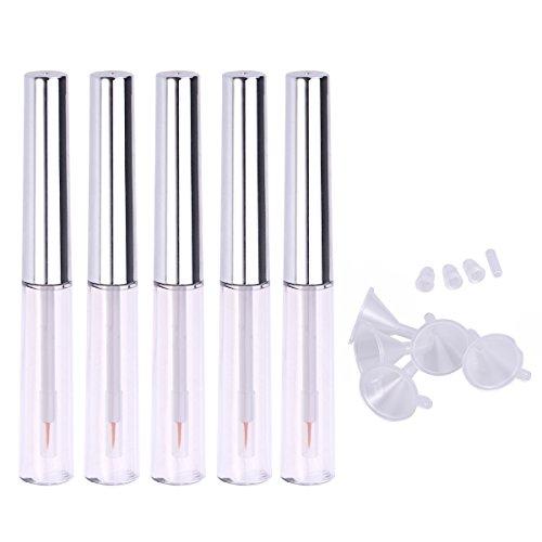 Frcolor Wimpern Tube Leere Mascara Rohr Eyeliner Flasche Make Up Zubehör 5pcs