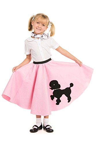 10 best poodle skirt costume for 3t for 2020