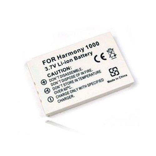 weltatec kwaliteitsaccu Accu universele afstandsbediening Logitech compatibel met Logitech Squeezebox Duet universele afstandsbediening - high-performance accu Li-ion batterij vervangende batterij universele afstandsbediening - accu - (alleen originele weltatec met hologramm)