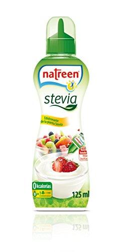 Natreen - NatreenStevia Edulcorante Liquido 125 Ml, 1 x 131 g