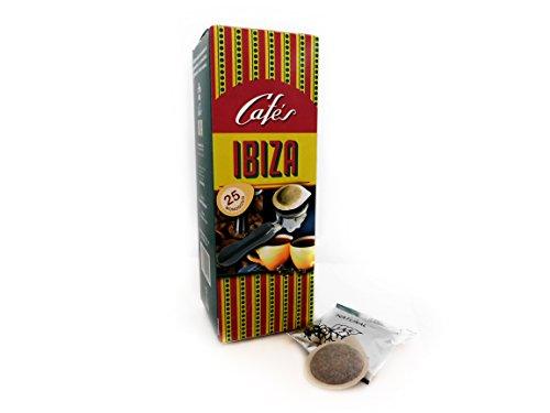 Kaffee - Cafés Ibiza Monodosis (Kaffeepads) - 25 Stk.