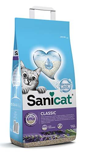 Sanicat Classic + Lavanda 16L ⭐