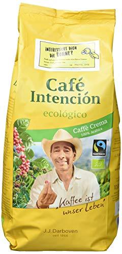 J.J. Darboven Bio Café Intención ecológico, 1 kg