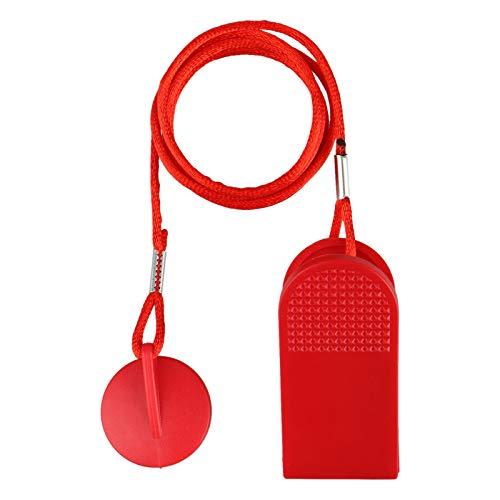 EEEKit Laufband Universal Magnet Sicherheitsschlüssel für alle NordicTrack, Proform, Image, Weslo, Reebok, Epic, Golds Gym, Freemotion und Healthrider-Laufb?nder