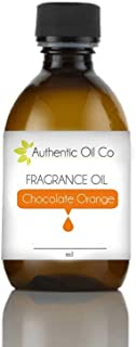 Chocolate Orange Fragrance Oil concentrate 10 ml for soap bath bombs and candles cosmetics.