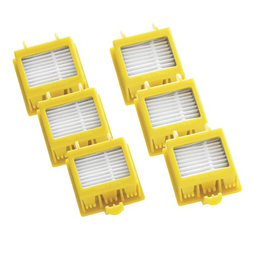 Authentic iRobot Parts - Roomba 700 Series Filters - 3 Pack