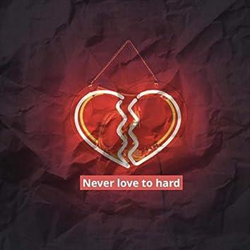 Never Love to Hard (feat. Gesaffelstein)