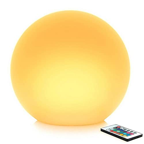 Relaxing lighting Relaxation Mrgo 14inch Multifunction Color Changing Led Ball Light Orb In Amazoncom Ambient Relaxing Lights Amazoncom