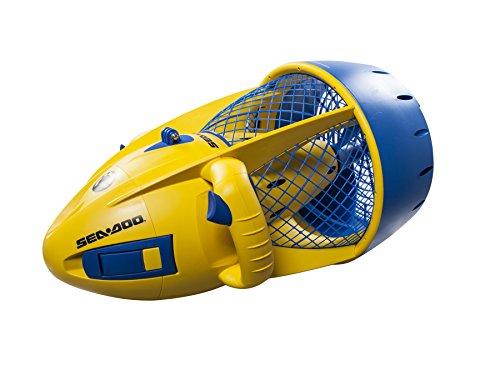 underwater scuba scooter
