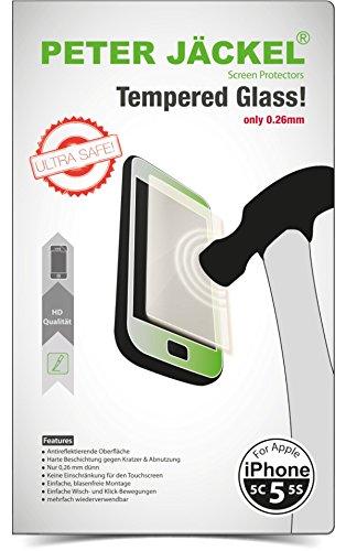 Peter OptiPlex HD beschermglas voor Apple iPhone 5/5C/5S