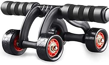 أربع عجلات عجلة للبطن لتمارين اللياقة البدنية للمنزل