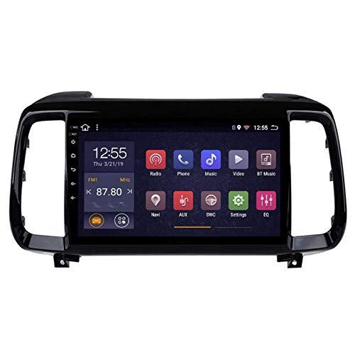 WY-CAR Android 8.1 Reproductor Multimedia De Automóviles para Hyundai IX35 2018, Pantalla Táctil Capacitiva De 9 Pulgadas/Bluetooth/MirrorLink/Cámara De Vista Trasera/Controles De Volante