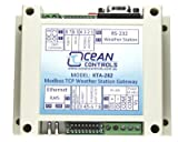 Electronics123.com, Inc. Modbus TCP Weather Station Gateway