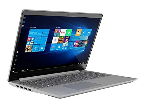 Lenovo Notebook (15,6 Zoll HD), AMD A3050U 2 x 3,20 GHz, 8 GB DDR4 Ram, 128 GB SSD, HDMI, AMD Radeon Grafik, Webcam, Windows 10 Home