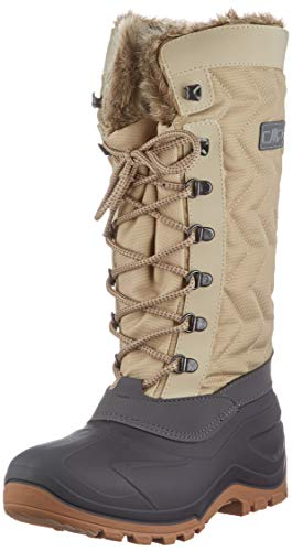 CMP Damen NIETOS WMN Snow Boot, Sand, 39 EU