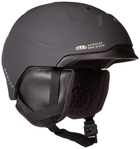 Oakley Mod3 Snow Helmet, Matte Black, Large