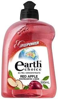 Earth Choice Dishwashing Liquid Red Apple/Lime 500ml