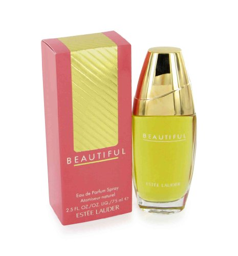 Beautiful FOR WOMEN by Estee Lauder - 2.5 oz EDP Spray by Estee Lauder