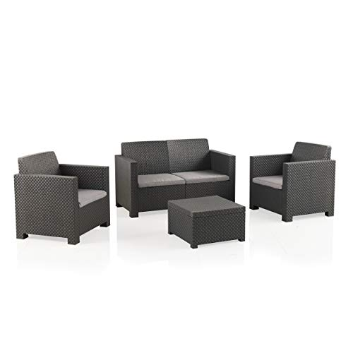 Shaf EVO Conjunto Muebles Sofá 2 Plazas + 2 Sillones