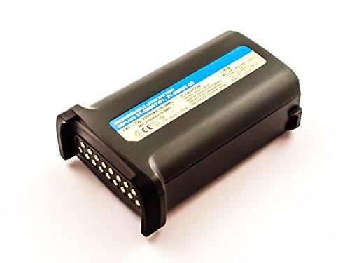 MobiloTec Akku kompatibel mit Symbol MC9090, Handscanner/Scanner Li-Ion Batterie