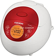 Cuckoo CR-0351F Electric Heating Rice Cooker (Red)