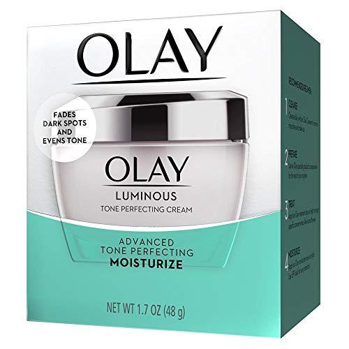 Dark Spot Corrector by Olay, Luminous Tone Perfecting Cream and Sun Spot Remover, Advanced Tone Perfecting, 48 g