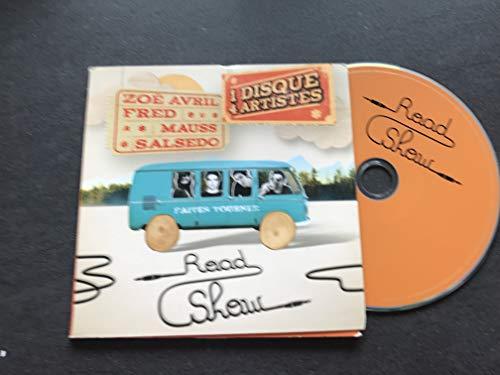 Zoé Avril - sampler 4trk - cds - PROMOTIONAL ITEM