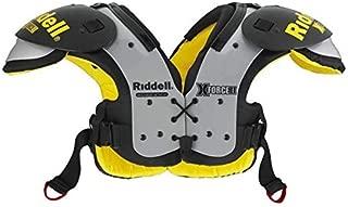 Riddell X-Force II JV/Varsity Football Shoulder Pads (X-Small 34