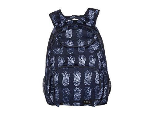 ROXY Damen Shadow Swell Backpack Rucksack, Stimmung Indigo Ananas Day, 1 Größe