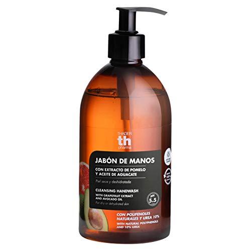 Jabón de manos extracto de pomelo y aceite de aguacate Polifenoles