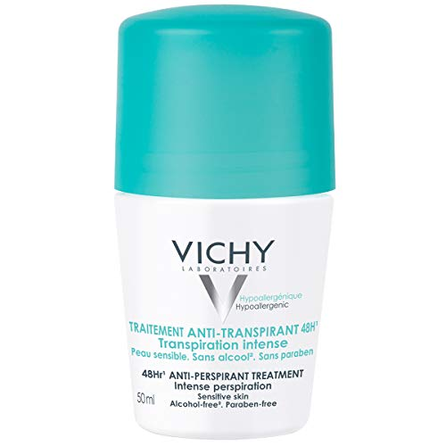 Vichy Deo Traitement Anti-Transpirant 48H Roll-On 50 Ml 1 Unidad 50 g