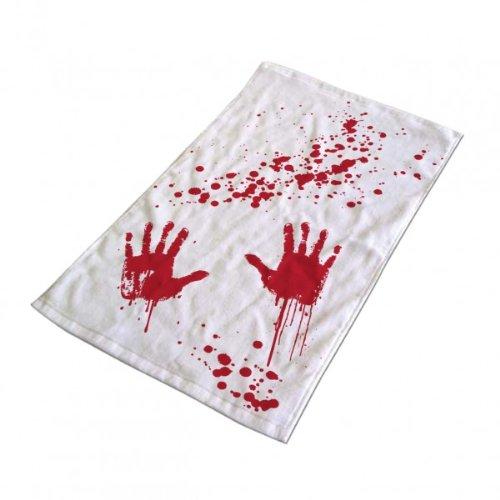 Blutbad Handtuch - Der Horror in Deinem Bad