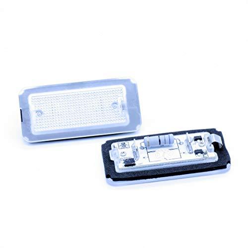 2x Lichter der Kennzeichen Canbus LED f.500//595//695 500C 595C 695C 312 C
