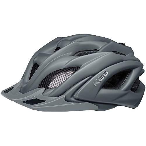 KED Neo Visor XL - Casco para bicicleta (59-64 cm, incluye cinta...