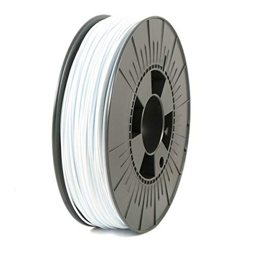 "ICE Filaments ICEFIL1PLA119 filamento PLA,1.75mm, 0.75 kg, Blanco \""Wintershine White\"""