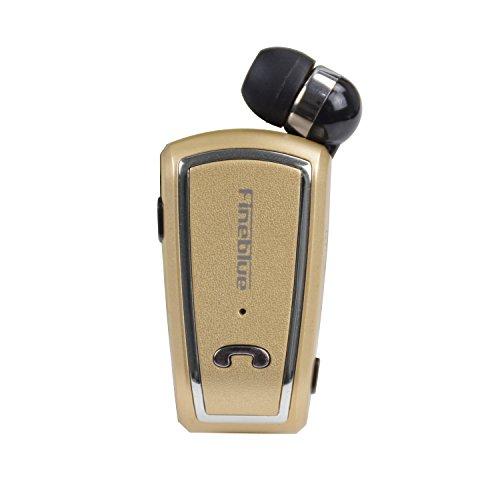 Comprare Web Auricolare Bluetooth FINEBLUE F-V3 con Filo Retrattile per Smartphone Cuffie CW226