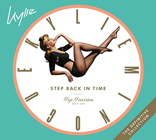 Kylie Minogue - Step Back In Time ( The Definitive Collection) 3CD