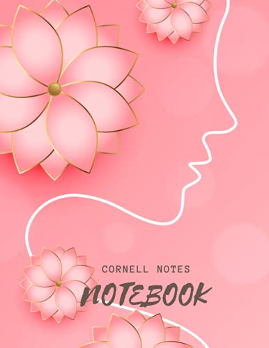 Cornell Notes Notebook: Index and Numbered Pages, Science (Note-Taking System) Notebook for Professionals and Students, Teachers and Writers