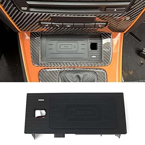 Cargador inalámbrico QI de 10 w, placa de carga, panel, consola central, soporte para teléfono, accesorios para BMW 7 Series G11 G12 2017 2018 2019