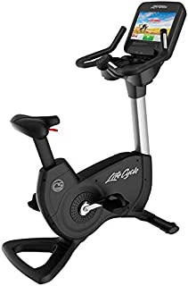 Life Fitness 95C Discover Upright Bike with SI Console